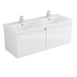 Мебель для ванной Alvaro Banos Armonia maximo 125 белый лак, 2 ящика купить за 17650 руб.