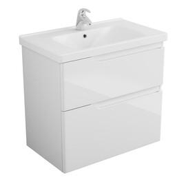 Мебель для ванной Alvaro Banos Armonia maximo 80 белый лак купить за 14000 руб.