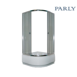 Душевой уголок Parly Z901 с поддоном купить за 16100 руб.