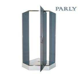 Душевой уголок Parly ZPE91 с поддоном купить за 30000 руб.