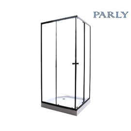 Душевой уголок Parly ZEQ91B с поддоном купить за 17500 руб.