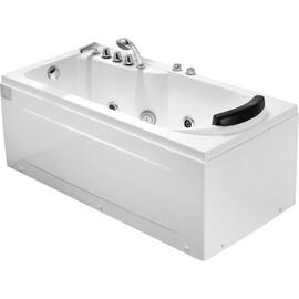 Акриловая ванна Gemy G9006-1.7 B L купить за 120663 руб.