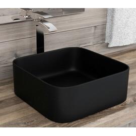 Раковина накладная Esbano Ercina черная матовая купить за 8475 руб.