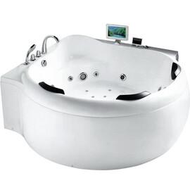 Акриловая ванна Gemy G9088 O купить за 386495 руб.