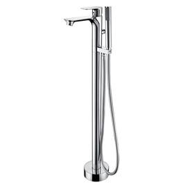 Смеситель для ванны ABBER Weiss Insel AF8015, хром купить за 29400 руб.