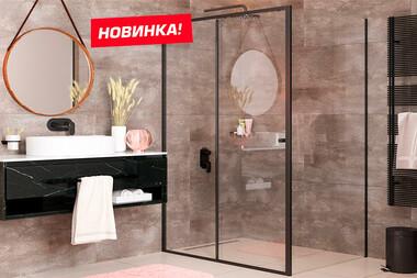 Shopsan.ru Пополнениек колекций душевых уголков WasserKRAFT Main 41S Elbe 74P и Dill 61S новыми размерами